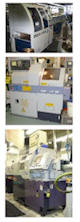 ISMS sells used Tornos Deco, Star Swiss-Type, Citizen, & other screw machines, turning centers & lathes.